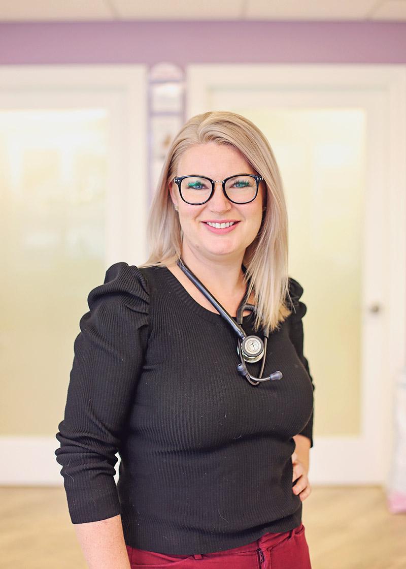 Dr. Marsha Daley